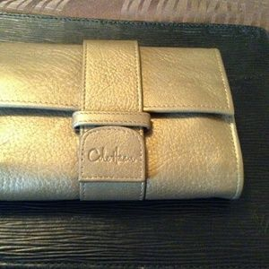 Cole Haan Jewelry Roll Wallet